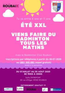 Animations Badminton @ Salle Entrepont