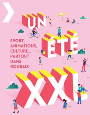 Un été XXL à Roubaix