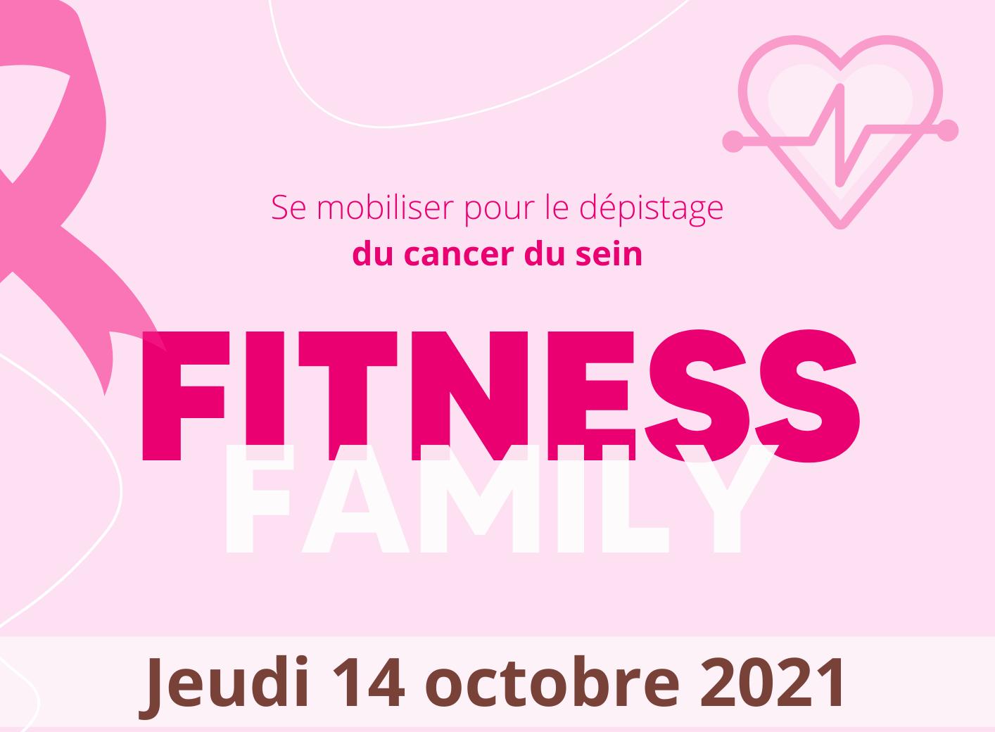 Fitness octobre rose